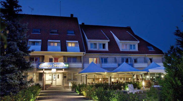 Europe Hotel + Chez Ernest